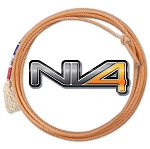 NV4 3/8 True 30' heading ropes by Classic Ropes