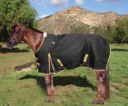 Winter Horse Blankets >> Equisential Horse Blanket 600d Winter Turnout Blanket
