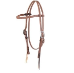 Hermann Oak Harness Browband