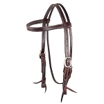 Everyday Latigo Headstall