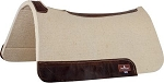 Virgin Wool Felt Saddle Pad
