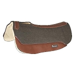ESP Felt Top Saddle Pads by Classic Equine - Round