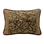 Highland Lodge Suede Pillow