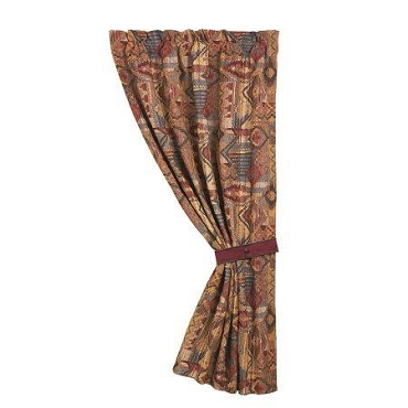 Ruidoso Patchwork Curtain