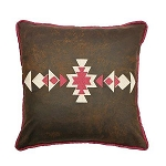 Southwestern Red Embroidery