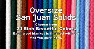 Oversized San Juan Solids