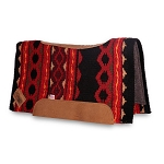 Riverland Contour Felt Black/Red 36X34