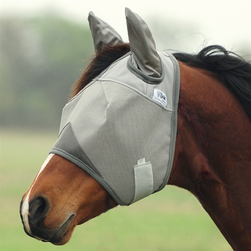 Crusader Fly Mask Standard Ears