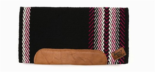 Navajo Impact Gel 32X30 Saddle Pads - Mariposa Barrel