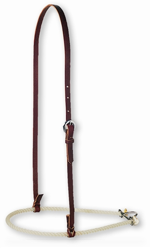 Plain Single Rope Noseband