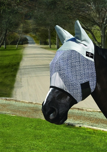 Professsional's Choice Fly Mask with Ears