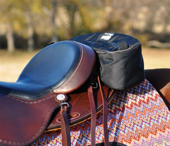 Shaped Cantle Bag