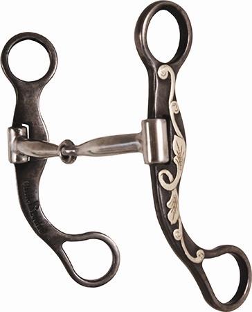 Tool Box 6 Cheek Series bits - Smooth Snaffle