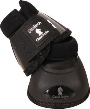 Pro Tech Bell Boot by Classic Equine