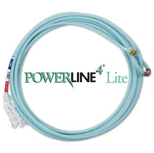Powerline4 Lite 30' heading ropes by Classic Ropes