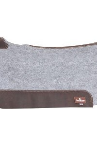 Black Tod Slone Saddle Pads
