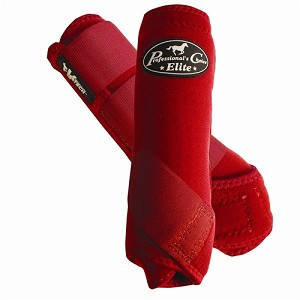 SMB Elite Splint Boots Rear by Professional's Choice